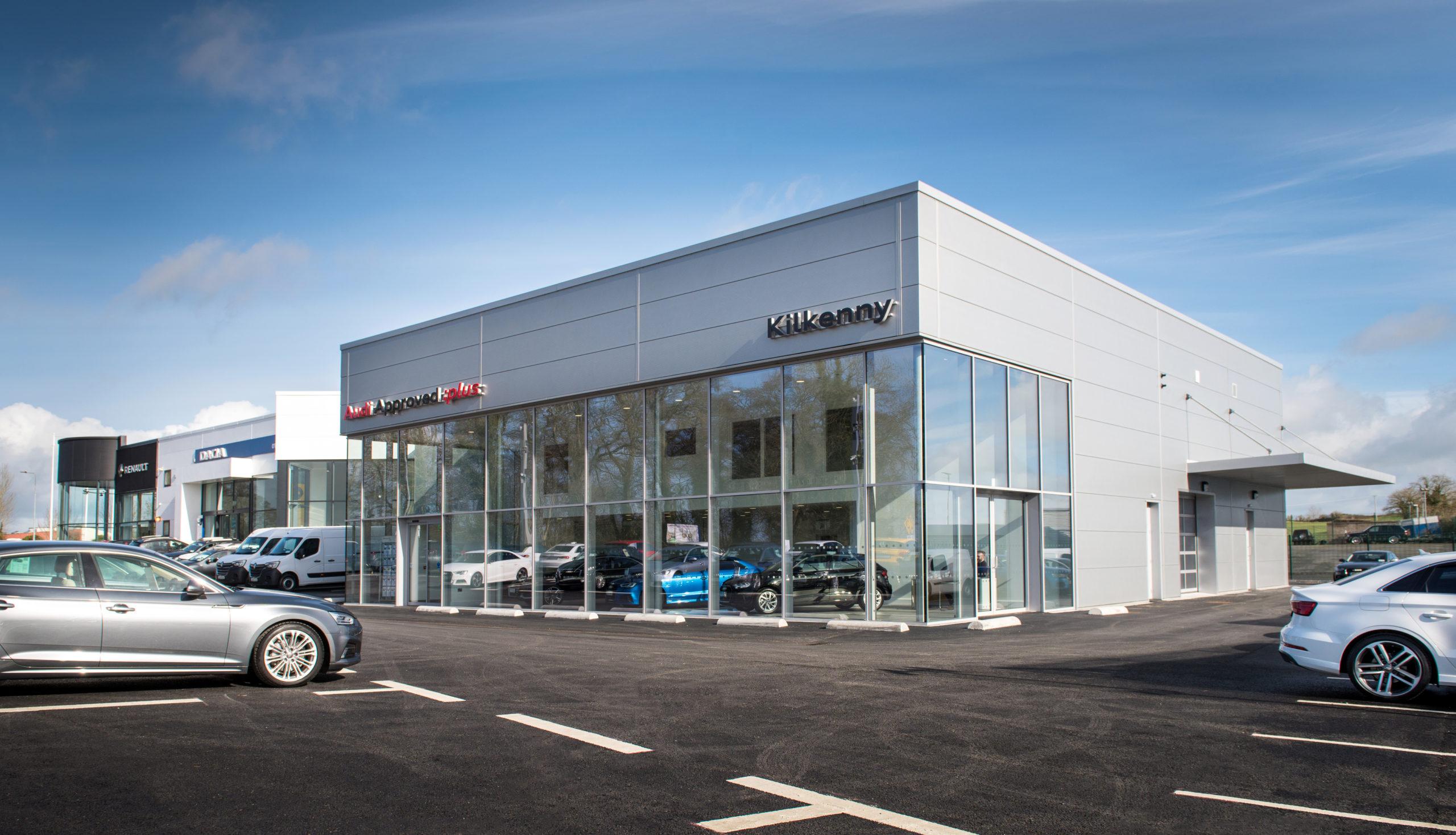 Audi Approved Plus Kilkenny