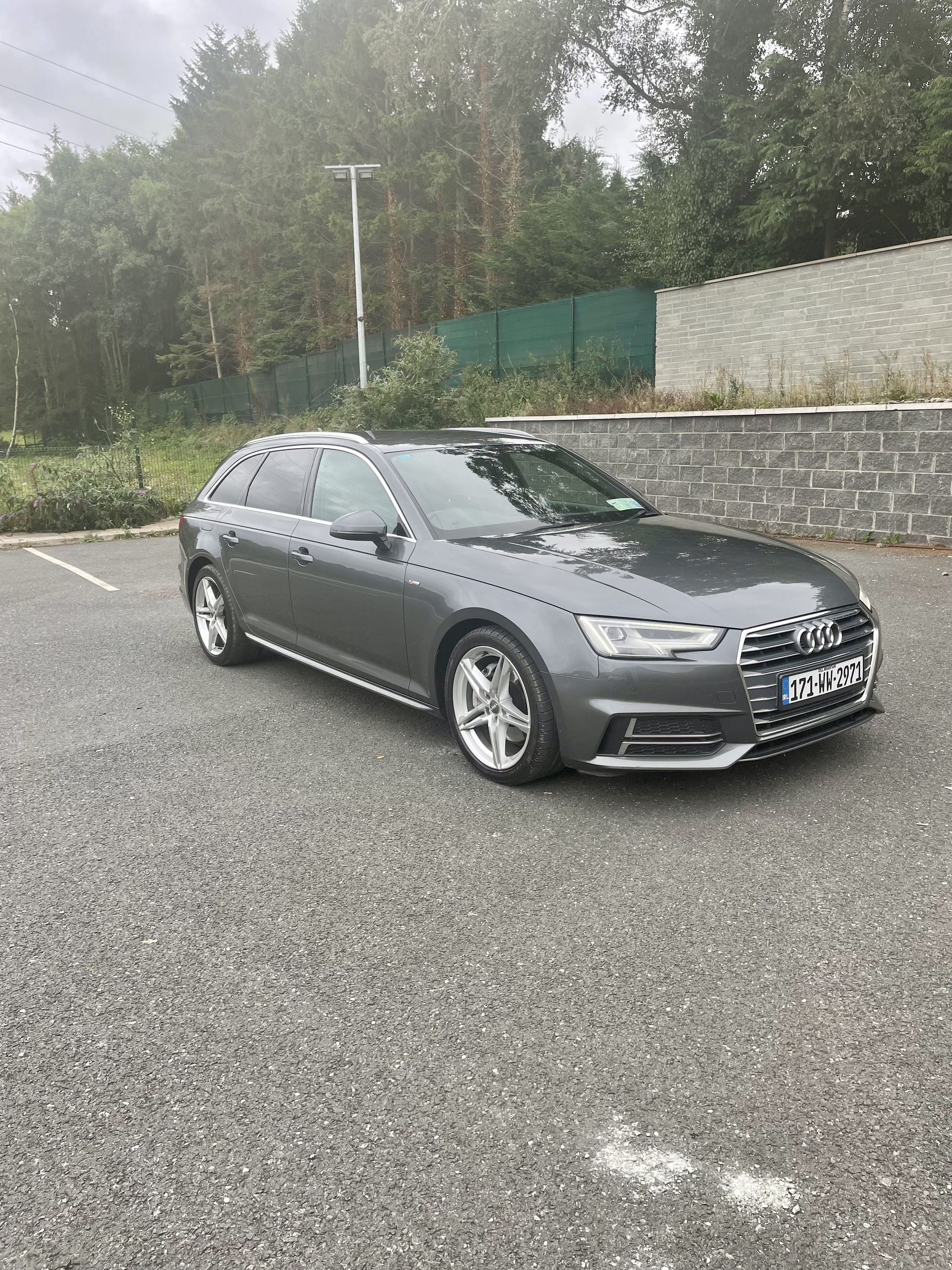 Used Audi A4 2017 in Wicklow