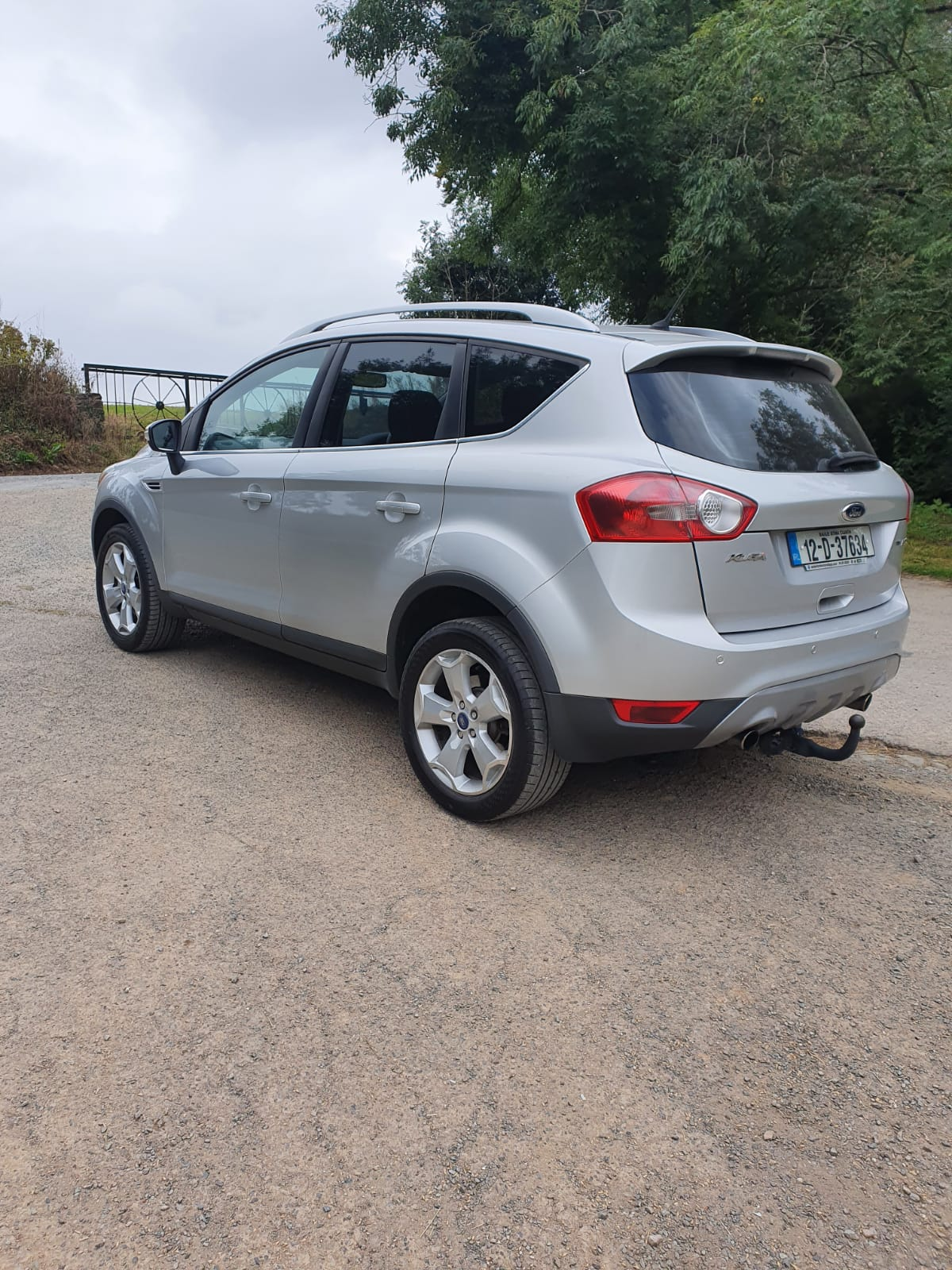 Used Ford Kuga 2012 in Wexford