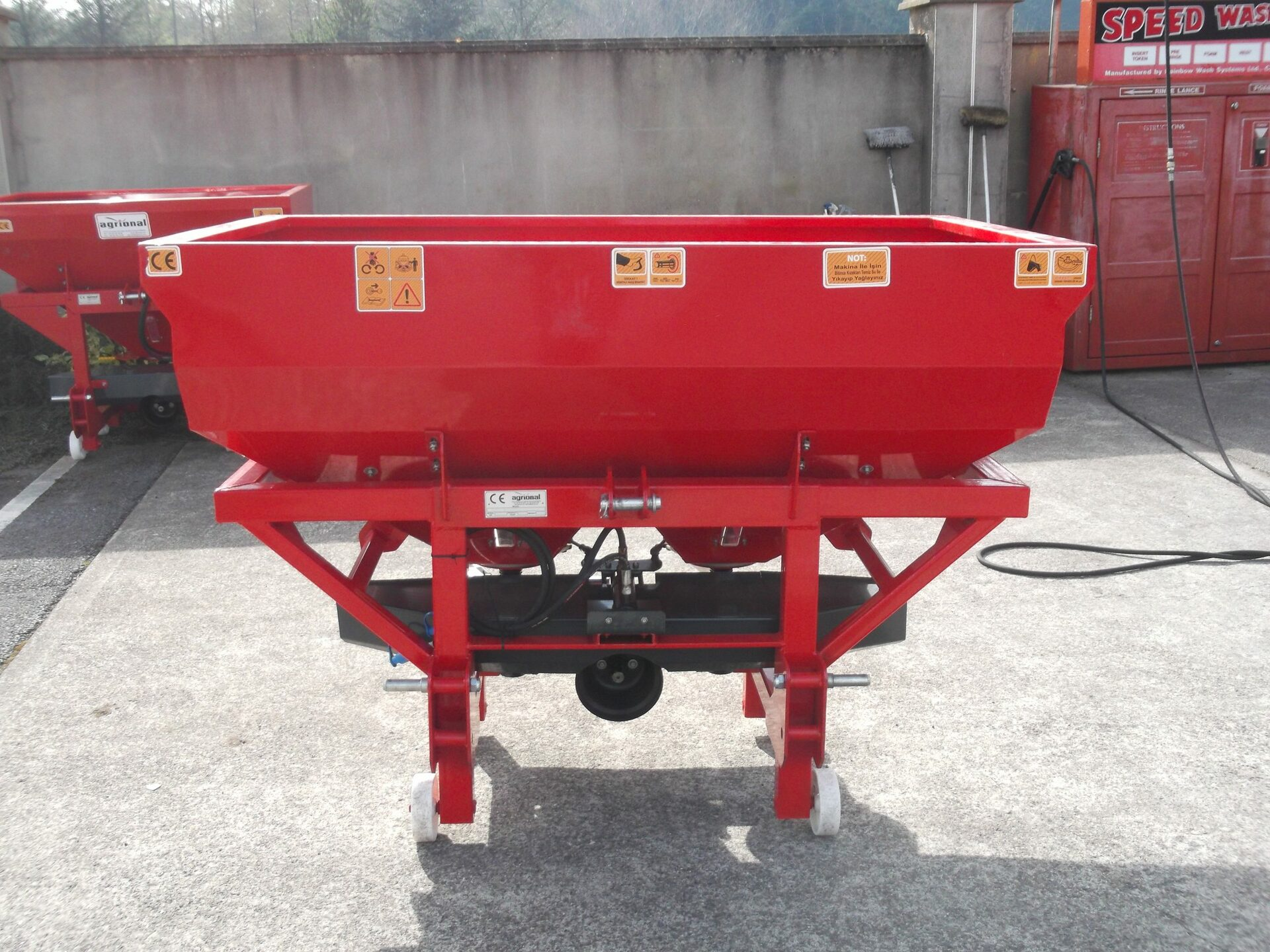 Used Agrional 1 TONNE TWIN SPINNER 2021 in Mayo