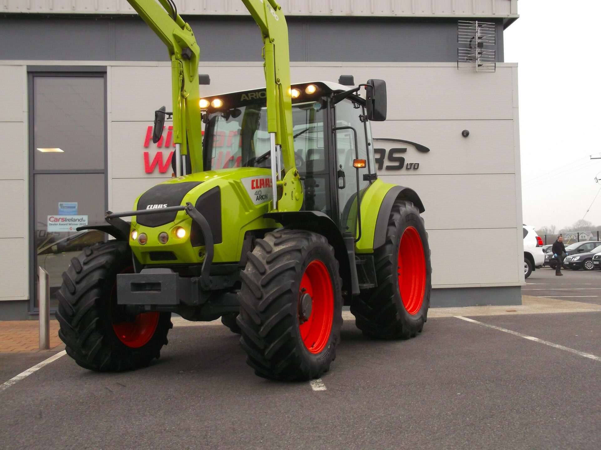 Used Class Arion 410 2016 in Mayo